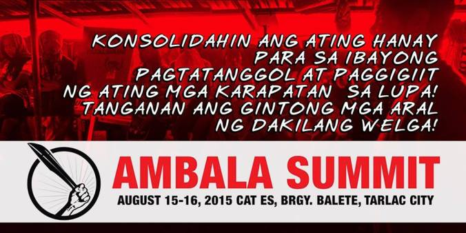 AMBALA summit